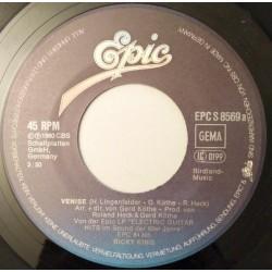 King Ricky – Venise|1980    Epic – EPC S 8569-Single