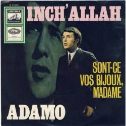 Adamo – Inch' Allah|1967-Single