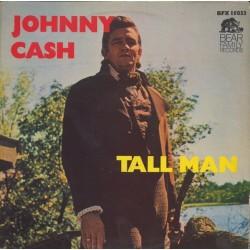 Cash Johnny– Tall Man|1979    Bear Family Records – BFX 15033