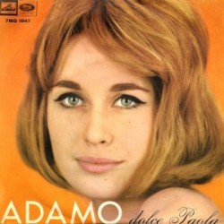 Adamo – Dolce Paola|1965    EMI -MQ 1947-Single