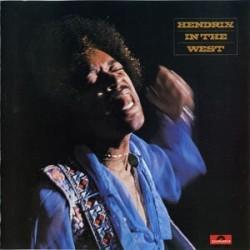 Hendrix Jimi – Hendrix In The West Polydor – 2302 018