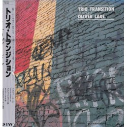 Trio Transition With Special Guest Oliver Lake ‎–Same|1988 DIW-8029 Japan