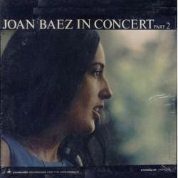 Baez Joan – In Concert Part 2 1963     Vanguard – VSD-2123