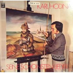 Hodina Karl – Seine Schönsten Lieder EMI Columbia Austria – 2 E 052-33156
