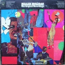 Holiday Billie ‎– The Original Recordings|1972     Columbia ‎– C 32060-Vinyl Mono, Compilation + Vinyl, 7&8243, Mono, 33 ⅓ RPM,
