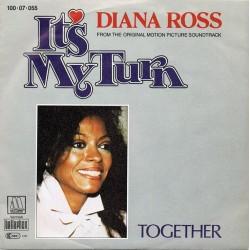 Ross Diana – It's My Turn|1981    Motown – 100·07·055-Single