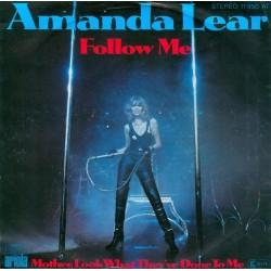 Lear Amanda – Follow Me|1978     Ariola – 11 950 AT-Single