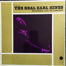 Hines Earl – The Real Earl Hines - Recorded Live! In Concert|1965 Focus – ATL 335