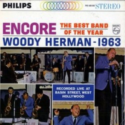 Herman ‎Woody – Encore|1963    Philips ‎– PHS 600-092