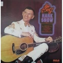 Snow Hank – The Best Of Hank Snow, Vol. II|1972        RCA VictorLSP-4798