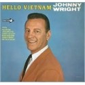 Wright Johnny  ‎– Hello Vietnam|1965     	Decca	DL 74698