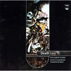 Death Line (The Original Motion Picture Soundtrack)-Wil Malone – |2001   Spinney Records – SPINNEY002