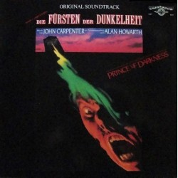 Carpenter John-Alan Howarth ‎– Die Fürsten Der Dunkelheit - Original Soundtrack|1988    Colosseum‎– CST 8031