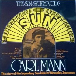 Mann ‎Carl – The Sun Story Vol. 6|1975 Spotlight SPO-131