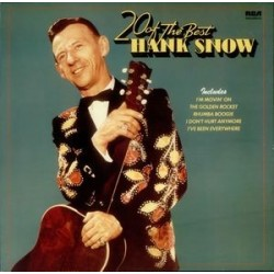Snow ‎Hank – 20 Of The Best|INTS 5213