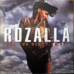 Rozalla – Are You Ready To Fly 1992     Logic Records – 115 124-Single