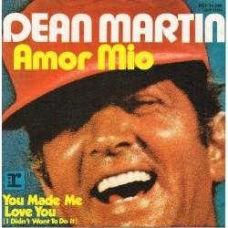 Martin ‎Dean – Amor Mio|1973      Reprise Records ‎– REP 14 249-Single