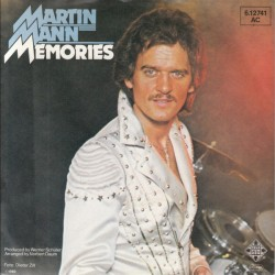 Mann ‎Martin – Memories|1980    Telefunken ‎– 6.12741-Single
