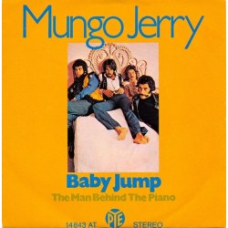 Mungo Jerry ‎– Baby Jump|1971   Pye Records ‎– 14 843 AT-Single