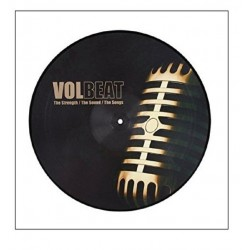 Volbeat ‎– The Strength / The Sound / The Songs|2012   M 71745-Picture Vinyl