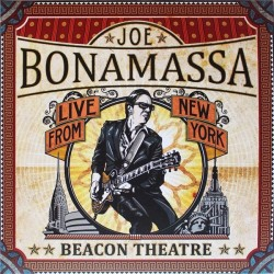 Bonamassa ‎Joe – Beacon Theatre - Live From New York|2012    Provogue ‎– PRD 7391 1