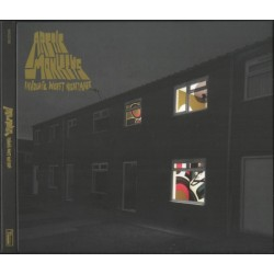 Arctic Monkeys ‎– Favourite Worst Nightmare|2007      	Domino	WIGLP188