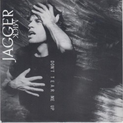 Jagger Mick ‎– Don't Tear Me Up|1993    Atlantic ‎– A7368-Single