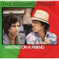 Rolling Stones The - Waiting On A Friend|1981     Rolling Stones Records ‎– 1C 006-64659-Single