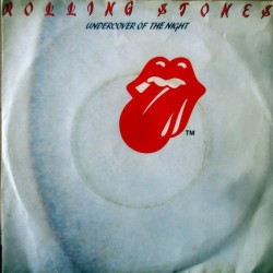Rolling Stones ‎– Undercover Of The Night|1983     Rolling Stones Records ‎– 1C 006 1654427-Single