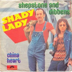 Shepstone And Dibbens ‎– Shady Lady|1973    Polydor ‎– 2040 110-Single