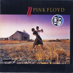 Pink Floyd ‎– A Collection Of Great Dance Songs|Harvest ‎– 038-15 7783 1