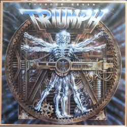Triumph ‎– Thunder Seven|1985    MCA Records ‎– 251 631-1