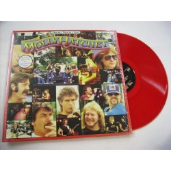 Molly Hatchet ‎– Double Trouble Live|2013   SPV GmbH ‎– SPV 266851 LP      Limited Edition-Red Vinyl