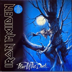 Iron Maiden ‎– Fear Of The Dark|1992    EMI ‎– EMD 1032‎– 7991611
