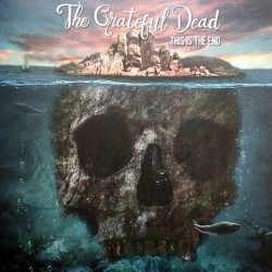 Grateful Dead The ‎– This Is The End . The Fabulous ..|2017    Gold Vinyl ‎– 1840-Lim. Edition, Numbered, Blue Marbled