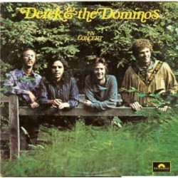 Derek & The Dominos ‎– In Concert|1986     Polydor ‎– 831 416-1