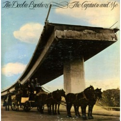 Doobie Brothers ‎The – The Captain And Me|1973      Warner Bros. Records	WB 46 217