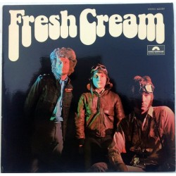 Cream – Fresh Cream|1966     Polydor ‎– 623 031