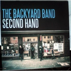 Backyard Band ‎The – Second Hand|2016    Drumming Monkey Records ‎– DRUM 23-2