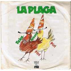 La Plaga ‎– Taka Takata / Piri Piri|1972    Ariola ‎– 10 697 AT-Single