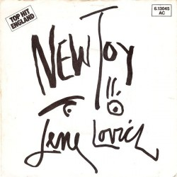 Lovich ‎Lene – New Toy|1981     Stiff Records ‎– 6.13 045-Single