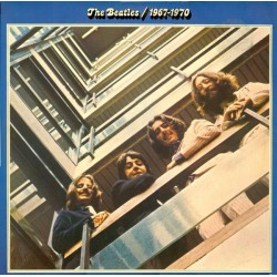 Beatles The ‎– 1967-1970|1973      EMI Electrola	1C 188-05 309/10