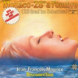 Maurice Jean-François – Monaco - 28º A L'Ombre|1978     Telefunken – 6.12 404-Single