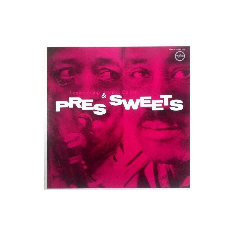 """Young Lester & Harry """"Sweets"""" Edison – Pres & Sweets