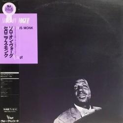 Monk Thelonious – Solo On Vogue|1984    Vogue – K23P-6731