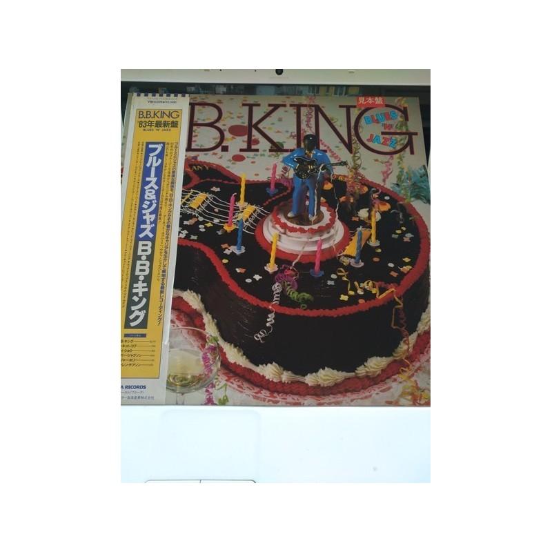 King B.B. – Blues 'N' Jazz|VIM-6309-Japan Press