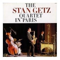 Getz Stan Quartet  The – In Paris|POJJ-1514-JapanPress
