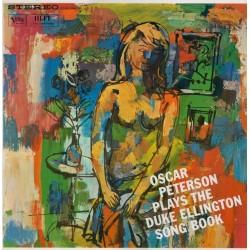 Peterson Oscar – plays The Duke Ellington Songbook|1984     Verve Records – 23MJ 3399-Japan Press