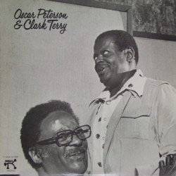 Peterson Oscar & Clark Terry ‎– Oscar Peterson & Clark Terry|1975     Pablo Records ‎– MW 2162-Japan Press