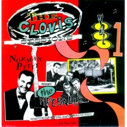 Various – The Clovis Sessions - Vol. 1|1984     Charly Records – CR 30236